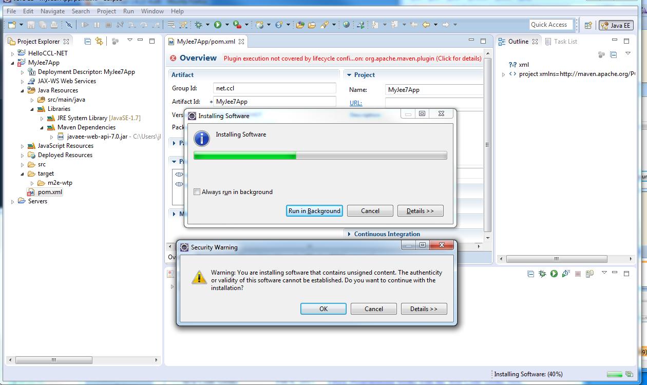 maven download windows