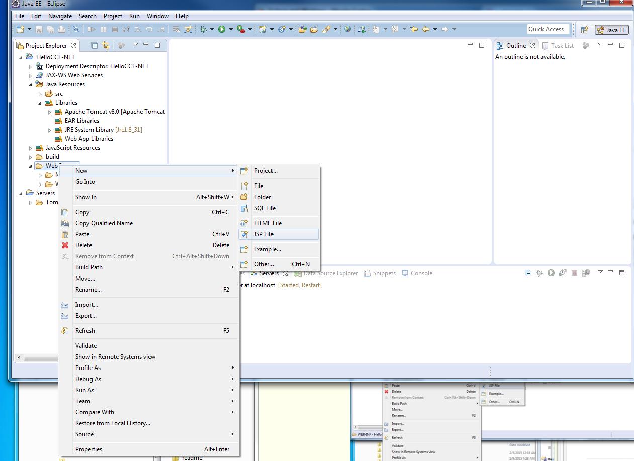 how to write web xml file for servlet